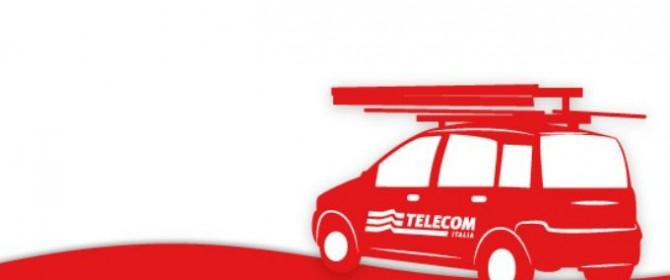 Telecom Italia sta portando la Fibra Ottica in architettura FTTH in molteplicità città italiane