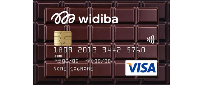 Come avere una carta di credito gratis con widiba for Carta di credito per minorenni
