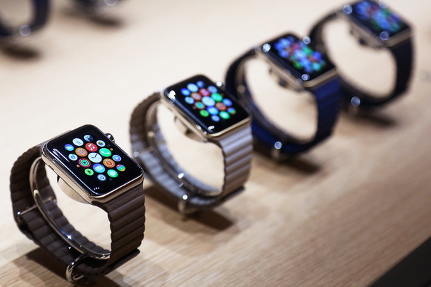 Apple Watch second pics