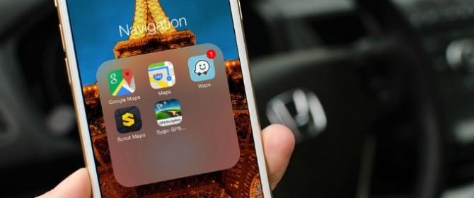 Le migliori app navigatore per smartphone