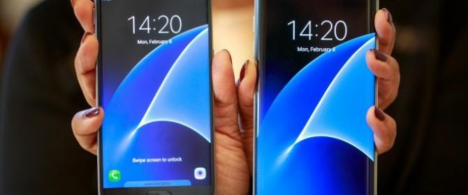Samsung Galaxy S7 e Galaxy S7 edge con Tre