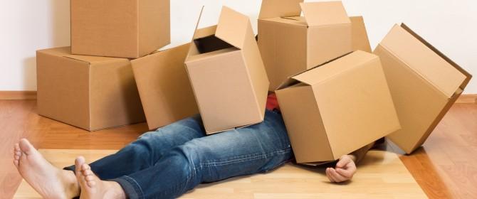 Come traslocare casa in 3 mosse - Come organizzare un trasloco di casa ...
