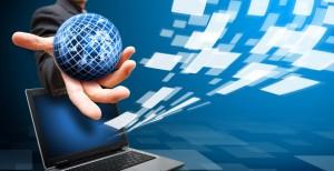il cliente in Banca dell'era moderna è online