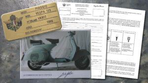 assicurazione moto d'epoca