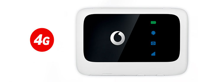 Vodafone Mobile Wifi r215 » SosTariffe.it
