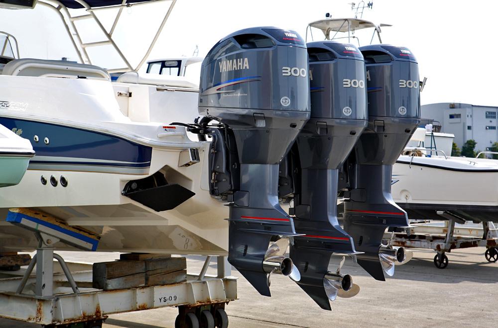 лодочный мотор yamaha 40 hemo