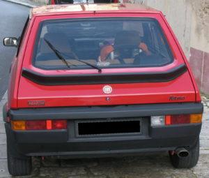 rottamazione vecchia auto