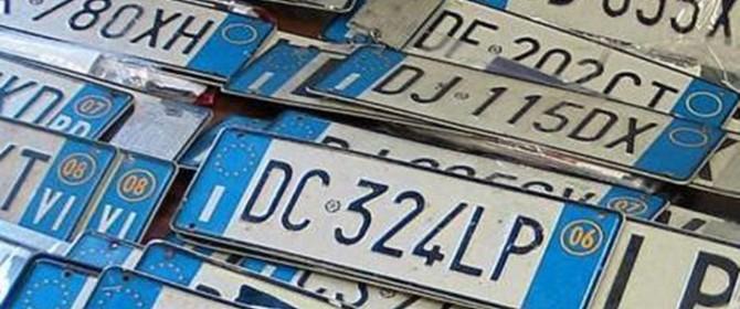Con il numero di targa è possibile verificare online la copertura assicurativa di un veicolo