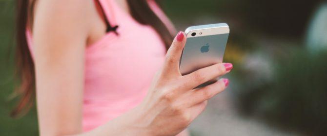 controllare velocita iphone