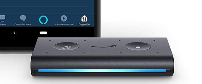 Echo Auto di Amazon: come funziona il dispositivo per le auto Amazon