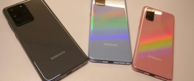 Ecco tutte le novità in arrivo per la gamma Galaxy di Samsung